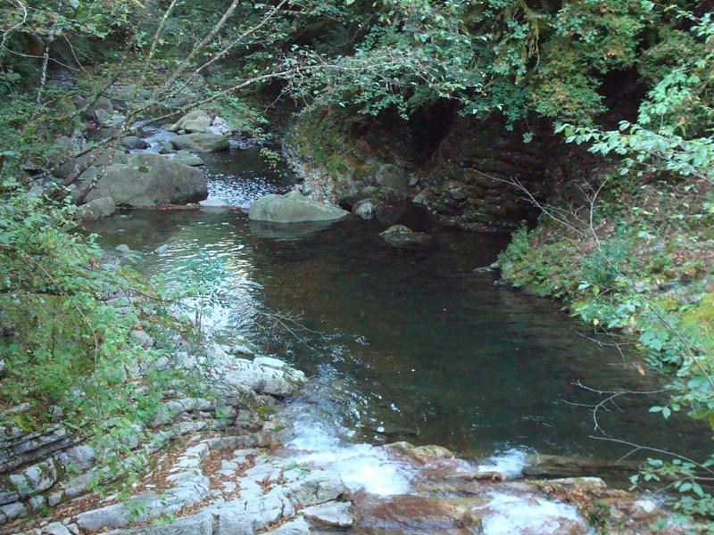Canyon de la Bévéra